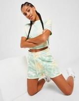 Fila Tie Dye French Terry Shorts