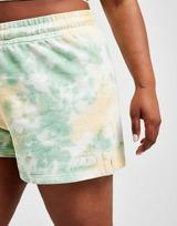 Fila Plus Size Tie Dye Shorts