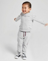 Tommy Hilfiger Essential Crew Tracksuit Infant