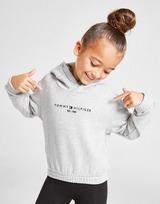 Tommy Hilfiger Girls' Essential Overhead Hoodie Children