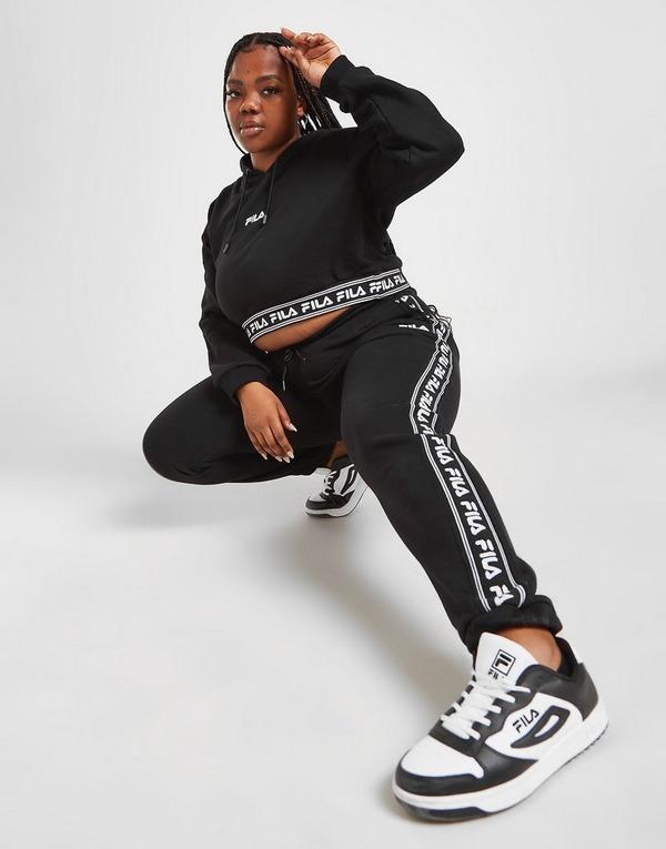 Fila Jacquard Plus Size Fleece Joggers