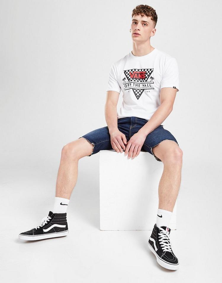 Vans Triangle Checkerboard T-Shirt