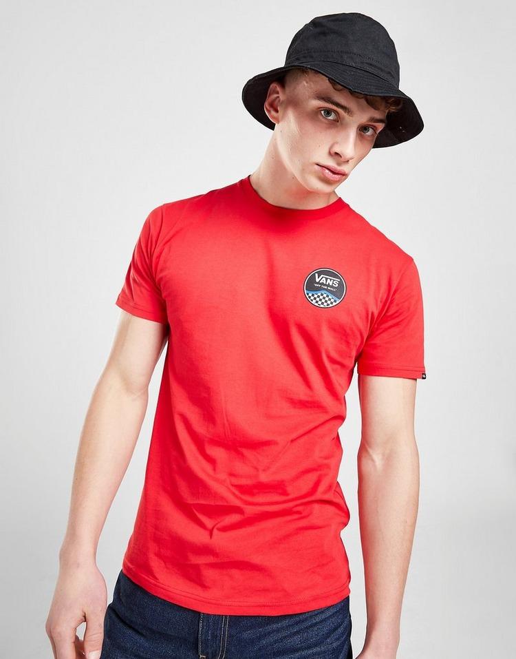 Vans Circle Logo T-Shirt