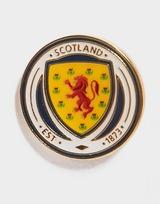 Official Team Scotland Crest Badge & Keyring Set