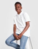 Tommy Hilfiger Small Flag Logo Polo Shirt Junior