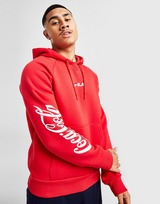 Fila x Coca-Cola Strick Sleeve Hoodie