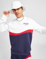 Fila x Coca-Cola Wave Crew Sweatshirt