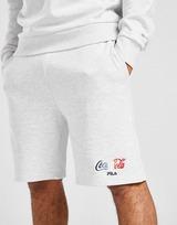Fila x Coca-Cola Mason Fade Shorts