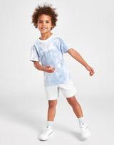 adidas Originals Tie Dye T-Shirt/Shorts Set Children