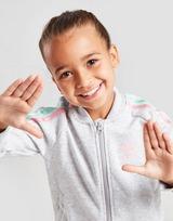 adidas Originals Girls' Tristripe Track Top/Leggings Set Children