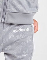 adidas Originals Linear All Over Print SS Tracksuit Infant