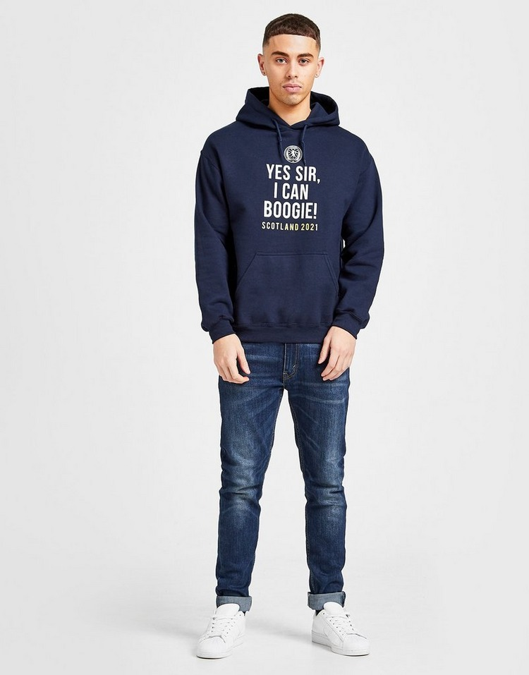 Official Team Scotland Yes Sir, I Can Boogie Hoodie