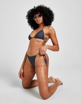 Sixth June Haut de Bikini Triangle Imprimé Femme