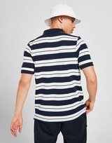 Ellesse Polo à Rayures Raly Homme