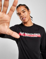 The North Face Long Sleeve Split T-Shirt
