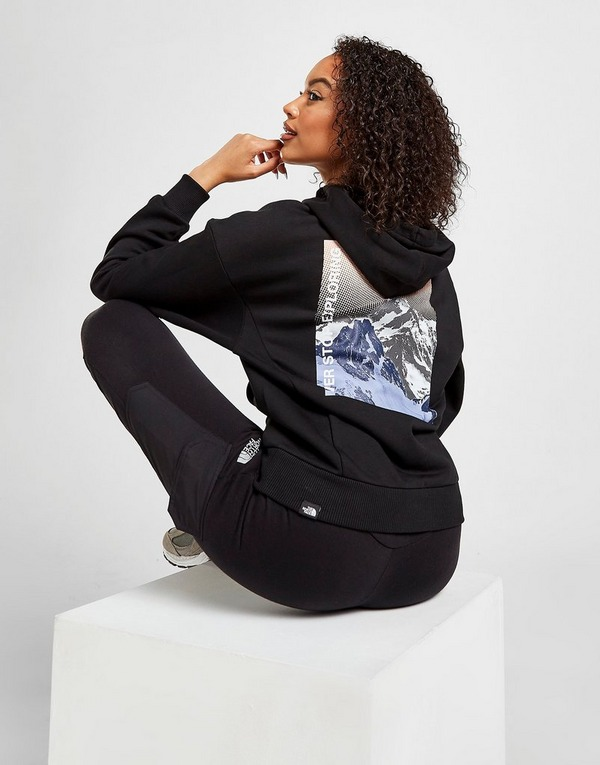 The North Face Overhead Graphic Hoodie