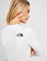 The North Face Long Sleeve Crop T-Shirt