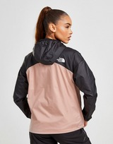 The North Face 1/4 Zip Windbreaker Jacket