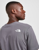 The North Face Woven Colour Block T-Shirt