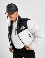 The North Face Nuptse Cropped Jacket