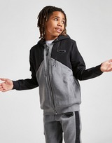 Supply & Demand Peak Poly Full Zip Hoodie Junior
