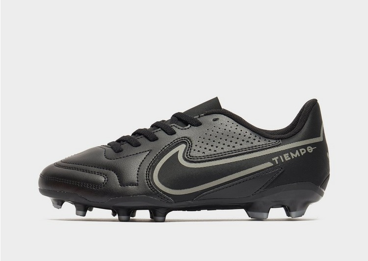 Nike Black x Prism Tiempo Legend 9 Club MG Junior