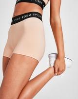 "Pink Soda Sport Tape 3"" Shorts Dam"