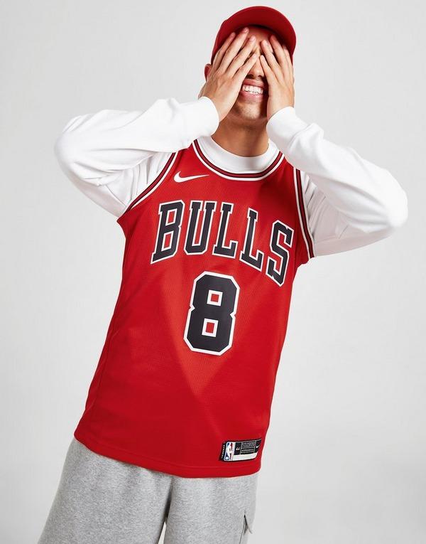 Nike NBA Chicago Bulls Zach LaVine #8 Jersey