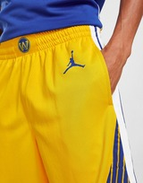 Nike Warriors Statement Edition 2020 Men's Jordan NBA Swingman Shorts
