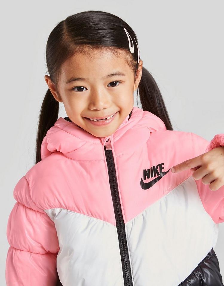 Nike Girls' Colour Block Jacket Children