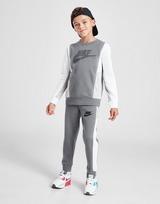 Nike Hybrid Crew Tracksuit Children
