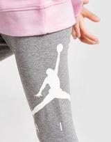 Jordan Girls' Jumpman Nike Hoodie/Leggings Set Children