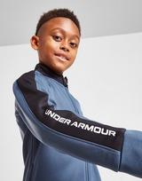 Under Armour Renegade Full Zip Tracksuit Children