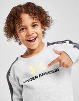 Under Armour Threadborne Crew Tracksuit Children