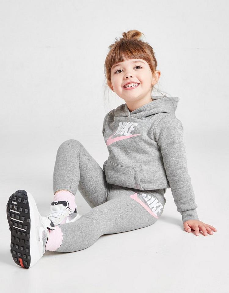 Nike Girls' Logo Hoodie/Leggings Set Infant