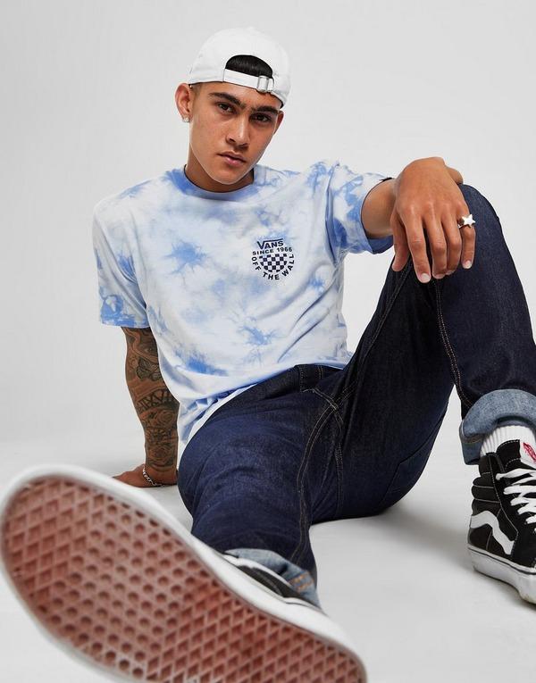 Vans Tie Dye Graphic T-Shirt