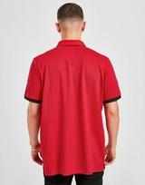 adidas Manchester United FC 3-Stripes Polo Shirt