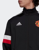 adidas Manchester United FC 3-Stripes Track Top