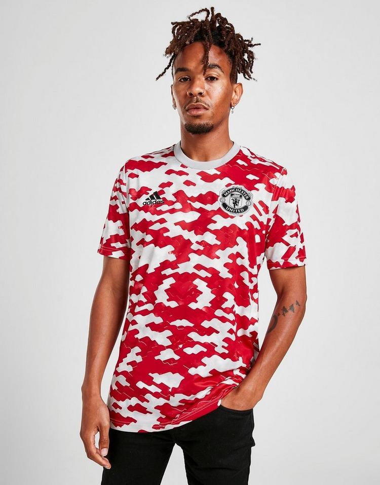 adidas Manchester United FC Pre Match Shirt