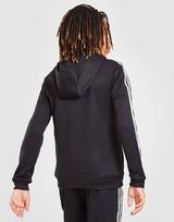 adidas Originals Tape Logo Full Zip Hoodie Junior