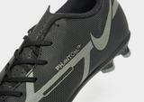 Nike Chaussures de football Black x Prism Phantom GT2 Club FG Enfant