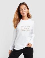 Emporio Armani EA7 Stud Crew Sweatshirt