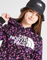 The North Face Girls' Drew Peak Cropped Hoodie Junior