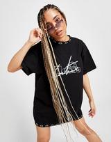Ellesse x The Couture Club Neck Logo T-Shirt Dress