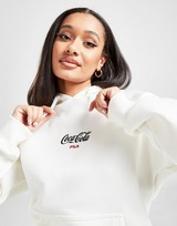 Fila x Coca-Cola Logo Oversized Hoodie