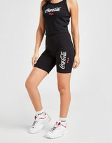 Fila x Coca-Cola Logo Cycle Shorts