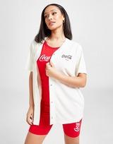 Fila x Coca-Cola Back Logo Baseball Top
