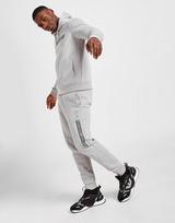 Emporio Armani EA7 Lines Hooded Fleece Tracksuit
