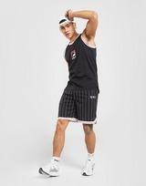 Fila Ayu Pinstripe Basketball Shorts