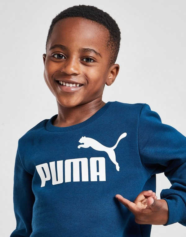 Puma Essential Tracksuit Children